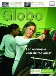 Globo 4: Een economie voor de toekomst - Oxfam-Solidariteit