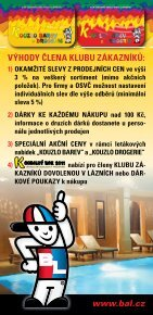 Pomáháme Vám šetřit! - BARVY A LAKY HOSTIVAŘ, as - Page 2