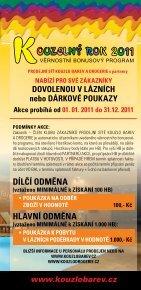 Pomáháme Vám šetřit! - BARVY A LAKY HOSTIVAŘ, as - Page 3