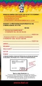 Pomáháme Vám šetřit! - BARVY A LAKY HOSTIVAŘ, as - Page 4