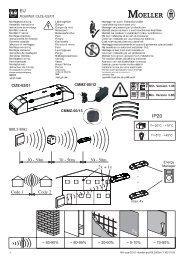 Xcomfort CIZE-02/01 - Moeller