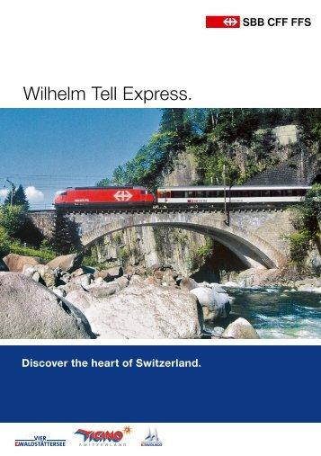 Wilhelm Tell Express.
