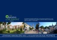 estudiantines dublamont jardins blamont - Haussmann Patrimoine