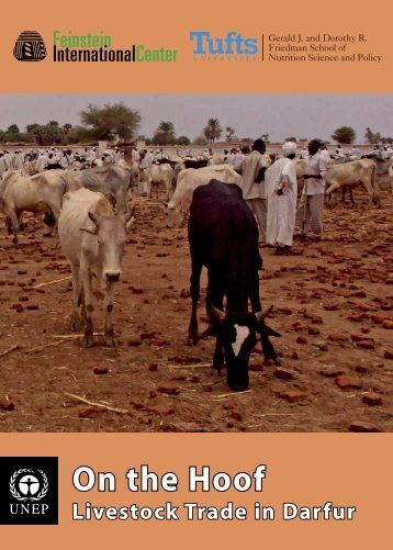On the Hoof - Livestock Trade in Darfur