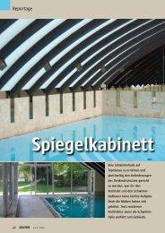 Spiegelkabinett - Hugo Lahme GmbH