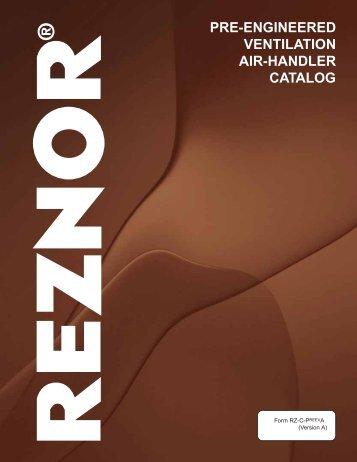 pre-engineered ventilation air-handler catalog - Agencespl.com