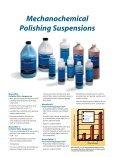 Alumina Polishing Suspensions - Buehler - Page 2