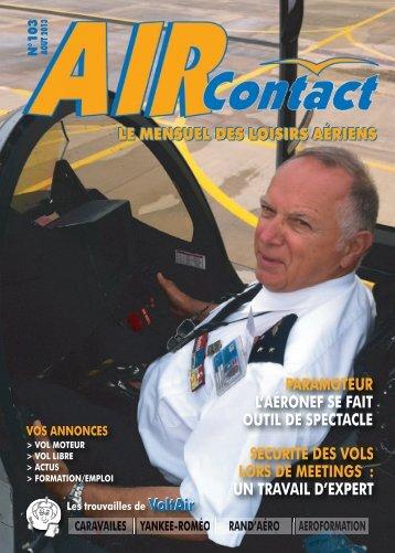 Télécharger - AIR Contact