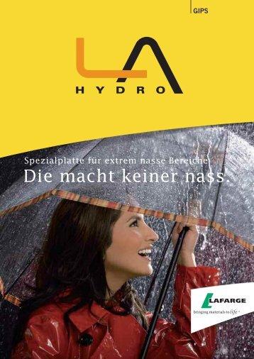 Anwendungs- und Ausführungsbeispiele - Lafarge Gips GmbH