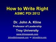 97. How to Write Right - PDI 2012