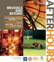 Brussels and beyond - Director Magazine