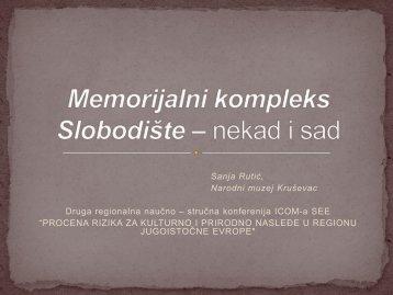 7. Sanja Rutić - ICOM-SEE
