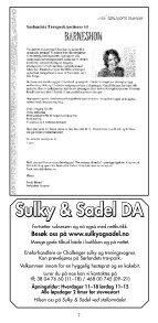 1 - Sørlandets Travpark - Page 7