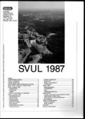 SVUL:n toiminta 1987 - Page 3
