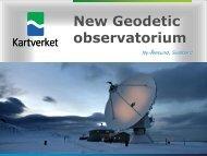 New observatory - NySMAC
