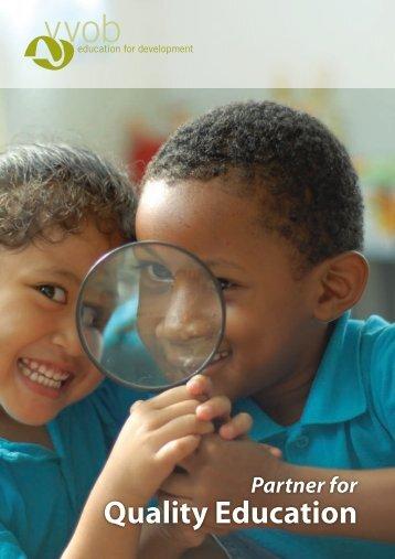 Quality Education - VVOB