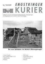 06/09 - Engstringer Kuriers