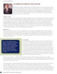 2009 DOM Annual Report - Department of Medicine - University of ... - Page 2