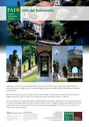 Villa del Balbianello e l'Isola Comacina - Fai