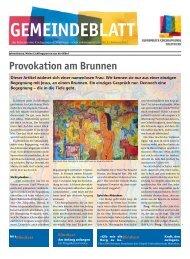 anderscht - Reformierte Kirchgemeinde Solothurn