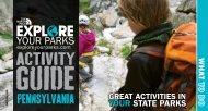 PENNSYLVANIA - Explore Your Parks