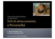 Centro di Formazione Camilliano 12 novembre 2012 - Marco Vicentini