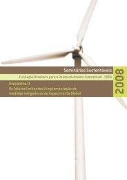 Principais constatações - Fundação Brasileira para o ...
