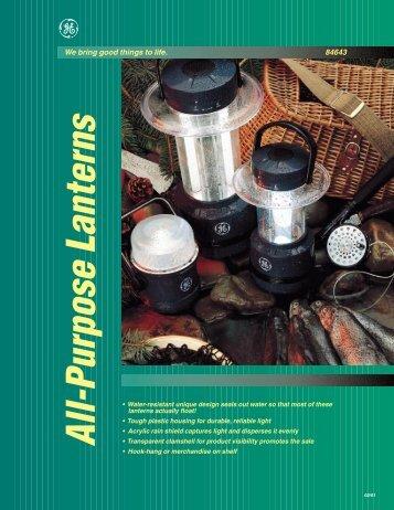 All-Purpose Lanterns