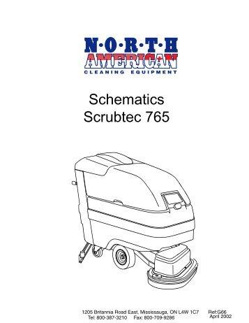 SCRUBTEC 545B – 545BL 553B
