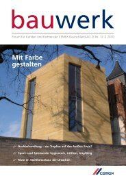 Nr. 12 / April 2010 - Cemex Deutschland AG