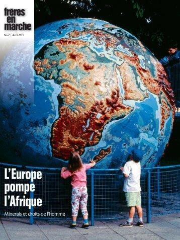 L'Europe pompe l'Afrique - ite