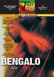 Katalog nr 40 - Velkommen til Etnisk Musikklubb