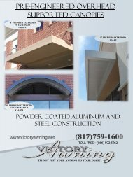 7-MBCI-Architectural.. - Victory Awning