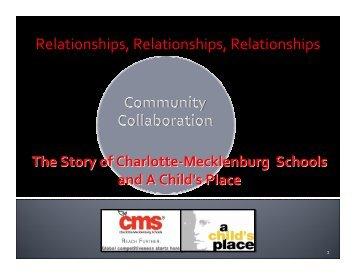 Relationships, Relationships, Relationships - National Association ...