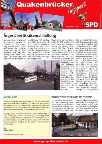 01.05.2011 - SPD Artland