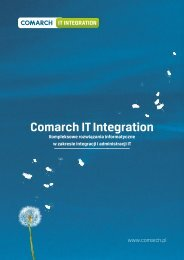 Ulotka (pdf) - Comarch