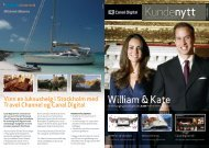 William & Kate - Canal Digital Parabol