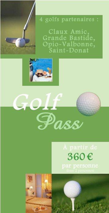 360€ - Riviera Incentive