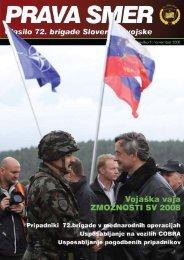 Åtevilka 9 - Slovenska vojska