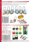Lockout Tagout Solutions - Industrial and Bearing Supplies - Page 4