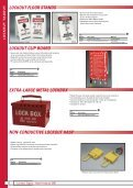 Lockout Tagout Solutions - Industrial and Bearing Supplies - Page 6