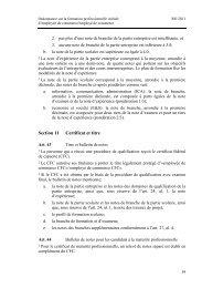 Certificat et titre (PDF, 82 kb) - Sec Suisse