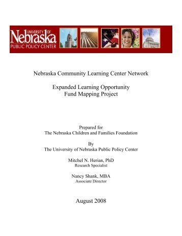 Fund Mapping Project.pdf - Statewide Afterschool Networks