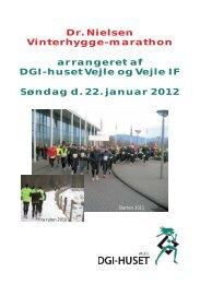 Dr. Nielsen folder 2012 - Horsens All Runners