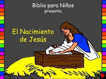 The Birth of Jesus Spanish.pdf - Bible for Children