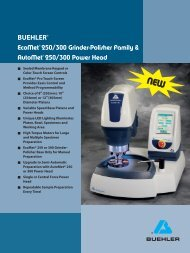 The Future of Sample Preparation is Here! - Buehler