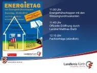 Energieberater des Landkreises - Landkreis-Fürth