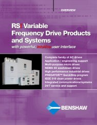 RSi Variable Frequency Drive Products and - US Energy Saver