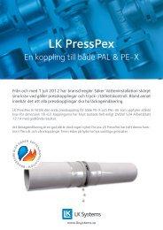 LK PressPex - LK Systems AB