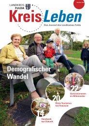 Demografischer Wandel KreisLeben - Landkreis Fulda